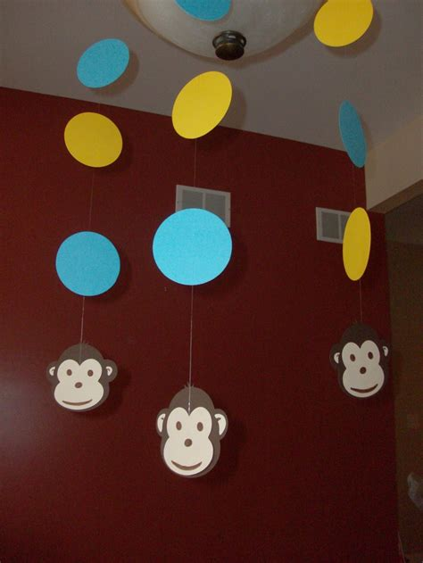 25 best ideas about monkey decorations on
