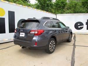 Trailer Hitch Subaru Outback 2011 Subaru Outback Wagon Trailer Hitch Draw Tite