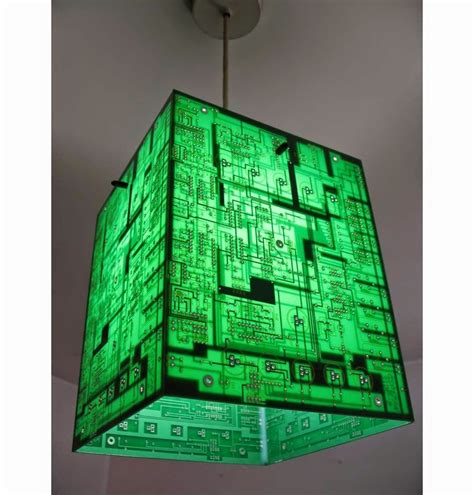 circuit board bulbs design dautore creative creations from recycled