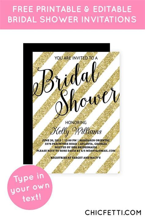 25  best Glitter Bridal Showers ideas on Pinterest