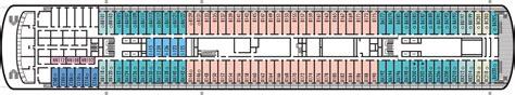 deck möbel layout maasdam verandah deck deck plan maasdam deck 6 deck layout