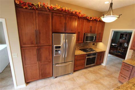 Kitchen Renovation, Brunswick, OH #2   Waypoint Cabinets