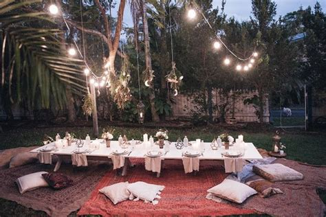 how to spell backyard spell how to host a bohemian dinner party festa de amor
