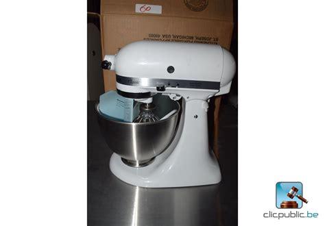 Mixer Merk Kitchenaid robot mixer kitchenaid 5ksm45 ref 104 te koop op