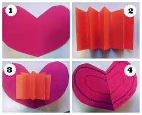 How To Make Valentines Cards For Kids - valentines cards for kids pop up card red ted art s blog