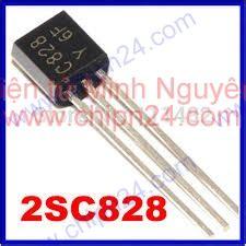 giá transistor c828 transistor c828 to 92 npn 100ma 25v