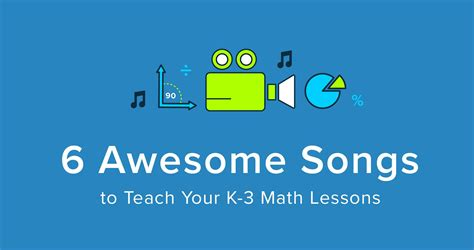 how i wish i d taught maths lessons learned from research conversations with experts and 12 years of mistakes books 6 awesome songs to teach your k 3 math lessons the tpt