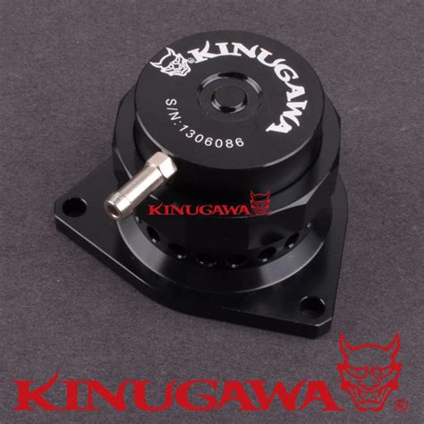 kinugawa billet adjustable mitsubishi turbo blow  valve bov volvo srt  gm