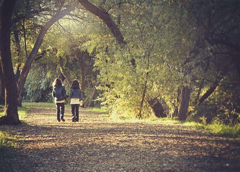 the ponemah years walking in the footsteps of my books imagen gratis de dos ni 241 as caminando por un bosque