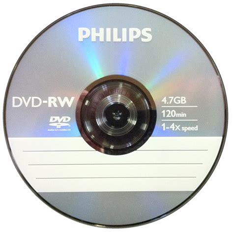 Dvd Rw 4 Gb dvd rw 4 7 gb philips 4x speed in cakebox 10 pack