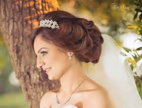 Bridal hairstyles 2015 updo hairstyles for wedding day by syed
