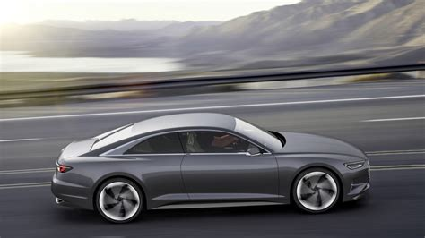 Audi Drives Itself by Audi Prologue Concept Drives Itself To Ces With Updated