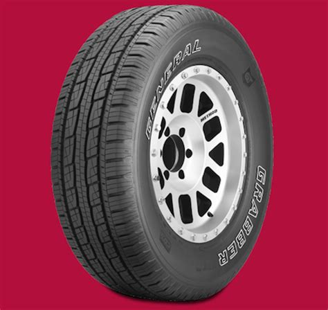 general grabber at2 light truck and suv tire 205 75r15 light truck suv all season all terrain mud tires for