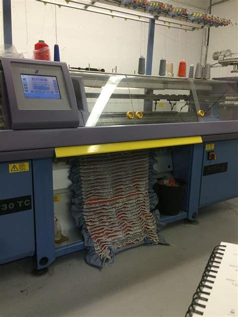 industrial knitting machine stretch lounge on risd portfolios
