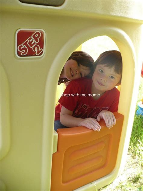 step2 naturally playful climber and swing step2 naturally playful 174 playhouse