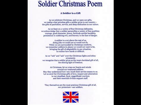soldiers christmas poem gifts pinterest christmas poems poem  christmas