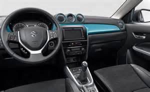 Suzuki Grand Vitara Interior 2017 Suzuki Grand Vitara Review Performance 2017 2018