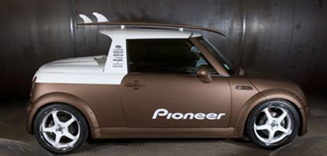 mini pick up pioneer le blog auto