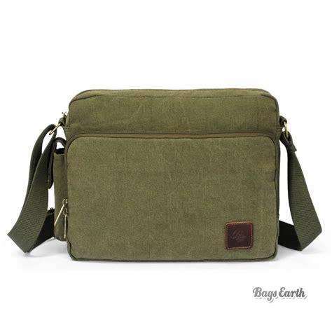 Army Canvas army green canvas messenger bag black classics