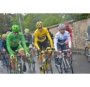 Nairo Quintana Termin&243 Segundo En El Tour De Francia