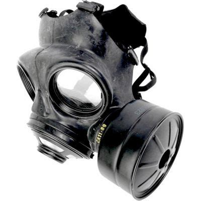 gas mask | definition from the military topic | military