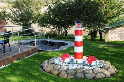Leuchtturm Im Garten Picture Of Hotel