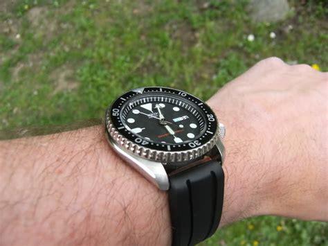 Feux de vos montres sur bracelet caoutchouc   Page 3