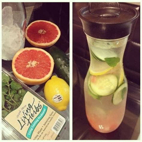 Detox Water Cucumber Lemon Lime Grapefruit by 4 Detox Water For Weight Loss Recipes To Try Out