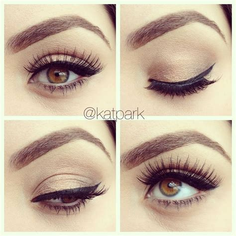 tutorial eyeliner simple simple eye makeup tutorial for beginners makeup for