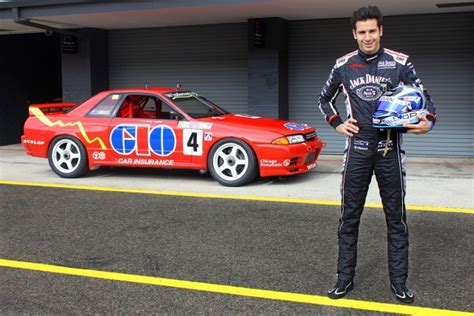Nissan V8 star Rick Kelly drives Group A Godzilla   Speedcafe