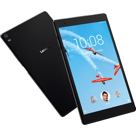 Lenovo Tab 4 8 Plus lenovo 8 quot tab 4 8 plus 16gb tablet za2h0000us b h photo