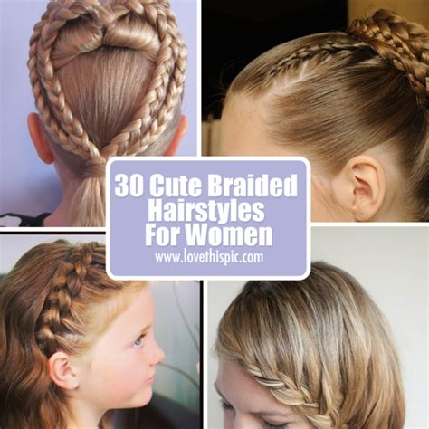 too brains hairstyle 30 cute braided hairstyles for women