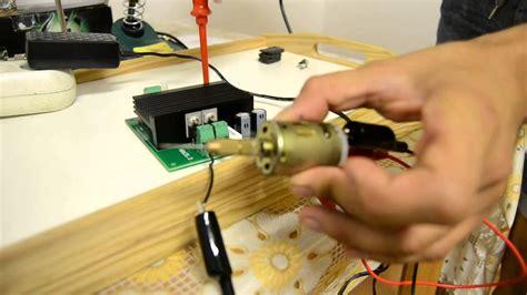 motoare electrice curent continuu regulator de turatie pentru motoare in curent continuu