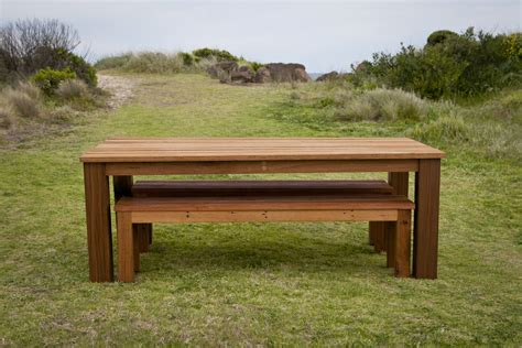 outdoor bench seat and table outdoor table set bespoke outdoor table