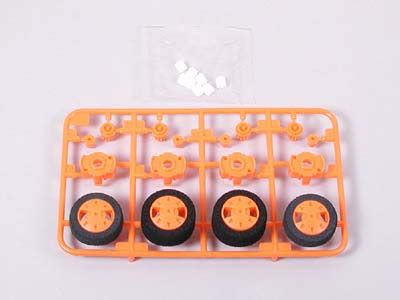 Mini Sponge Tire Set tamiya mini 4wd tires sets