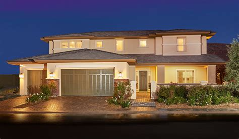 richmond american homes summerlin las vegas nv