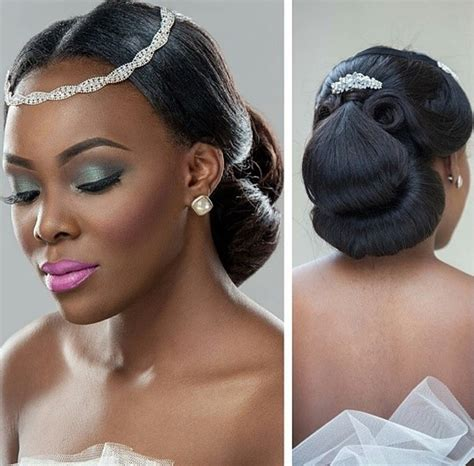 african american brides over 50 african canadian wedding hair inspiration 20 gorgeous