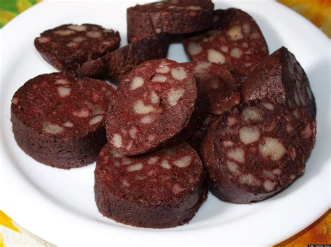 Bradley Davidson Allegedly Causes Fear And Alarm With Blood Pudding Pictures