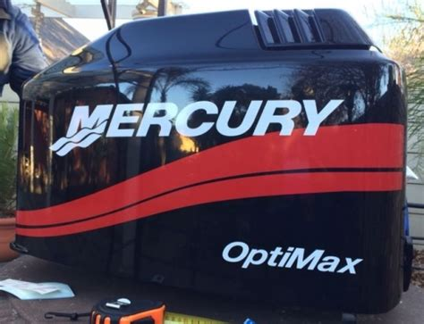 mercury outboard motor graphics mercury outboard cowl motor graphics kits decals sticker