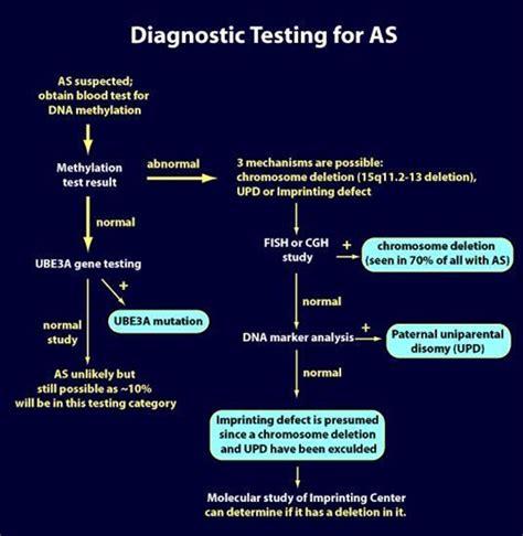 Genosense Diagnostics Genetic Screening by G Angelman Foundation