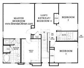 3 bedroom house floor plans with models black horse ranch floor plan kb home model 2245 up stairs