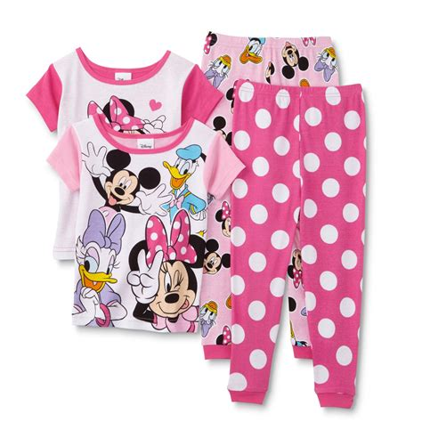 two pajamas for toddlers disney toddler 2 pairs pajamas
