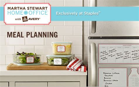 10 Off Martha Stewart Living Home Office At Home   staples 3 off a 10 purchase of martha stewart home