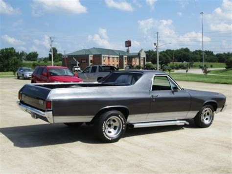find   chevy el camino  speed grayblack great driver  bowling green