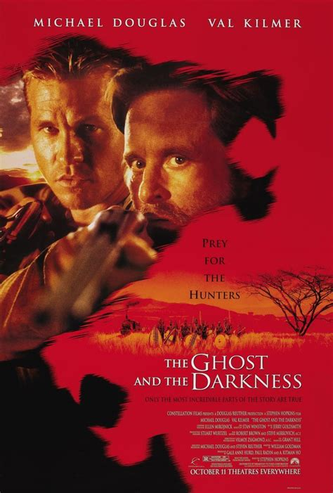 film ghost in the darkness the ghost and the darkness 1996 filmaffinity