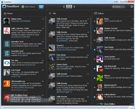 tweat deck tweetdeck 3 3 8 for windows filehorse