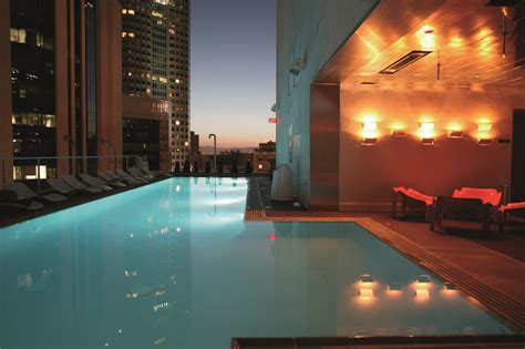 standard roof top bar the rooftop at the standard bars in downtown financial district los angeles