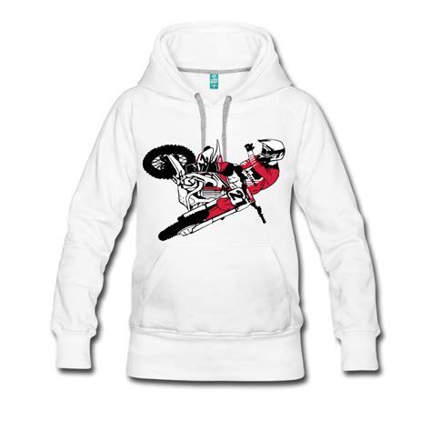 Hoodie Motocross moto cross motocross hoodie spreadshirt