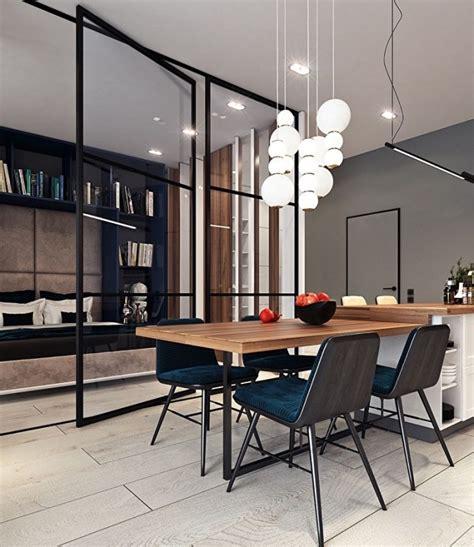 cuisine ouverte avec verri鑽e cuisine verriere entre cuisine et salle 224 manger