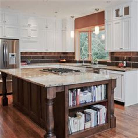 Kitchen Island With Cooktop And Seating 1000 Images About Kitchen Islands On Pinterest Islands Kitchen Islands And Kitchens